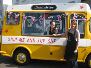 pieminister gravy train in Clifton